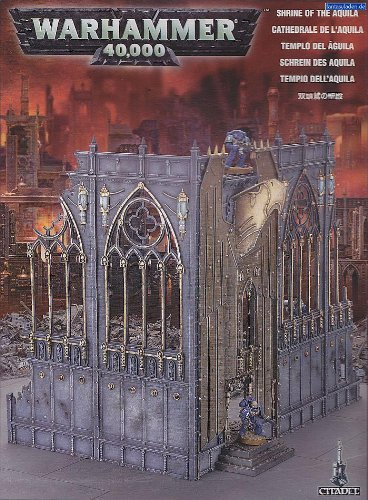 Shrine of Aquila SW (MINT/New) by Games Workshop
