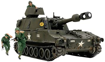 Tamiya - Maqueta de Tanque Escala 1:35 (37013-000 ...