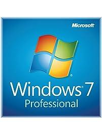 Microsoft Windows 7 Professional SP1 32bit (OEM) System Builder DVD 1 Pack (New Packaging)