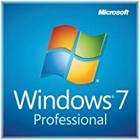 Microsoft Windows 7 Professional with Service Pack 1 32-bit, License and Media, 1 PC, OEM