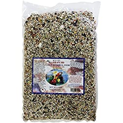 ABBA 1300 Bird Foods Large Hookbill No Sunflower Mix 5lbs