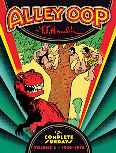 Image of Alley Oop: The Complete Sundays Volume 2 (The Complete Sundays, 1937-1939)