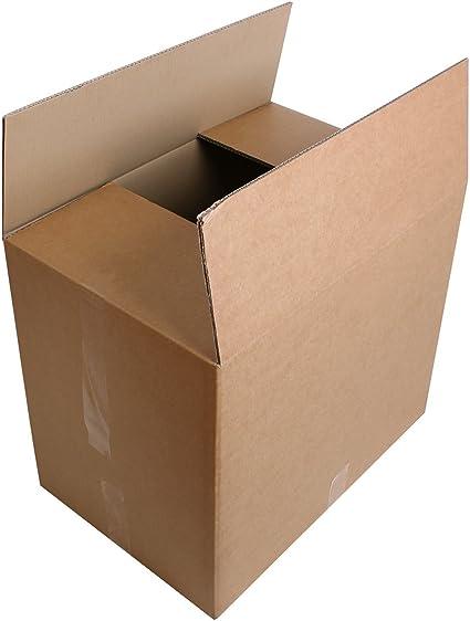 15 Pieza Caja de cartón para envío Embalajes Cajas de Cartón ...