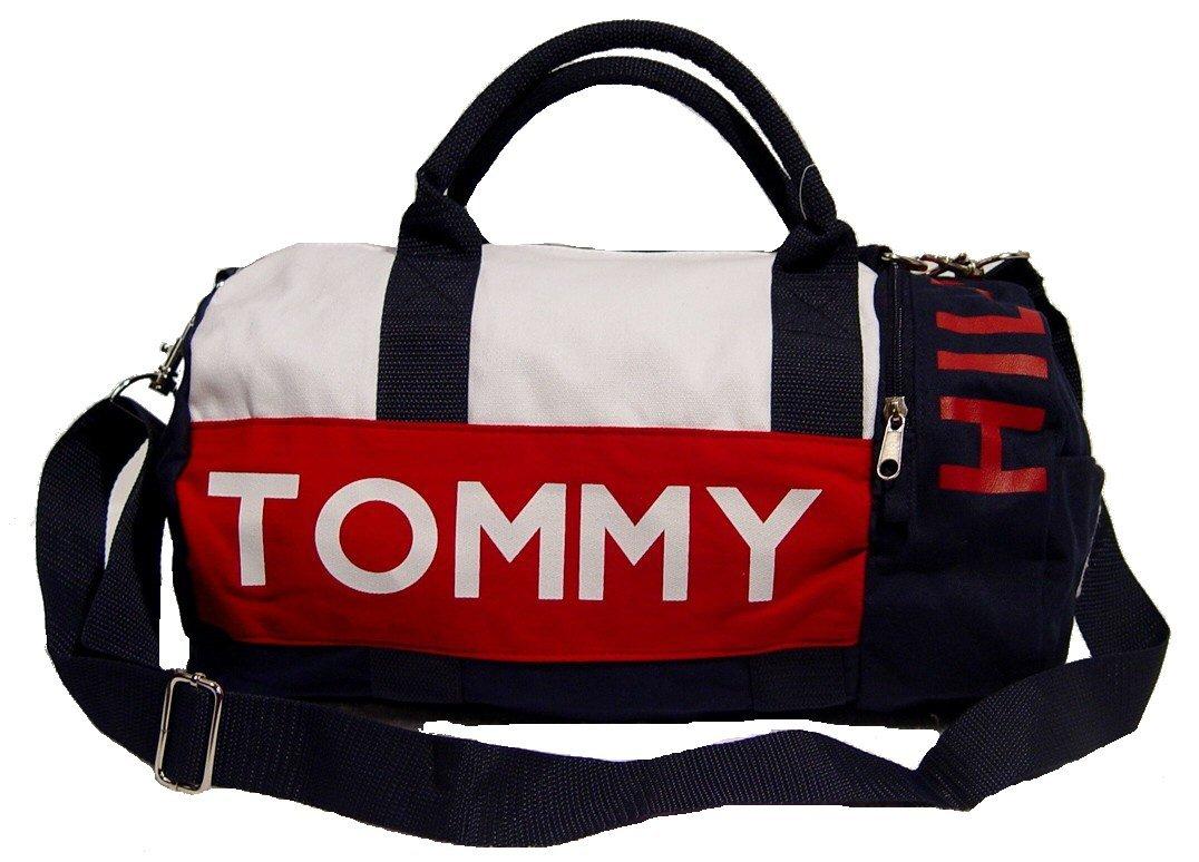 Amazon Tommy Hilfiger Mini Duffle Bag Gym Handbag Golf Bags Sports Outdoors