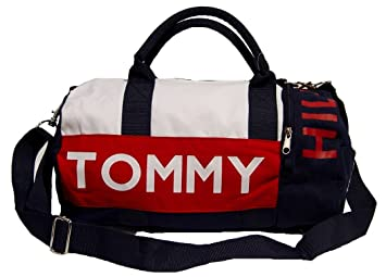 Tommy Hilfiger Mini Duffle Bag Gym Bag Handbag Bag
