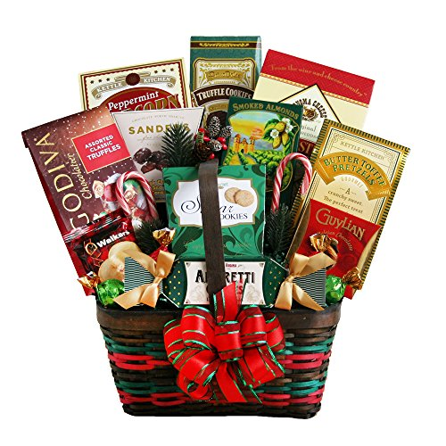 California Delicious Holiday Gift Basket,  80 Ounce
