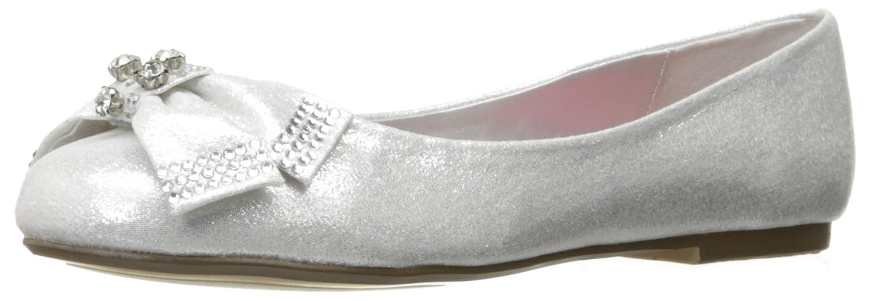Betsey Johnson Women's EMY Ballet Flat B01AYN2P1E 7.5 B(M) US|Silver