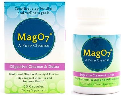 Mag 07 oxygen cleanse para bajar de peso