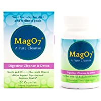 Aerobic Life Mag O7 Oxygen Digestive System Cleanser Capsules, 30 Count