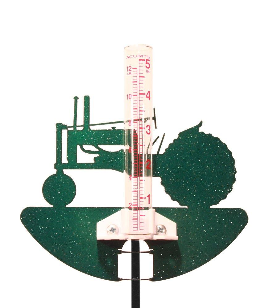 SWEN Products TRACTOR Rain Gauge