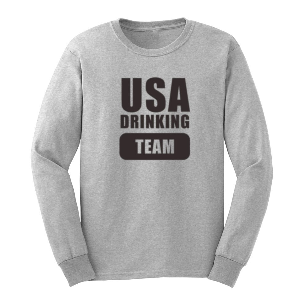 S Funny Usa Drinking Team T Shirts Casual Tee