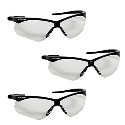 Amazon.com: Jackson Safety V60 Nemesis RX - Gafas de ...