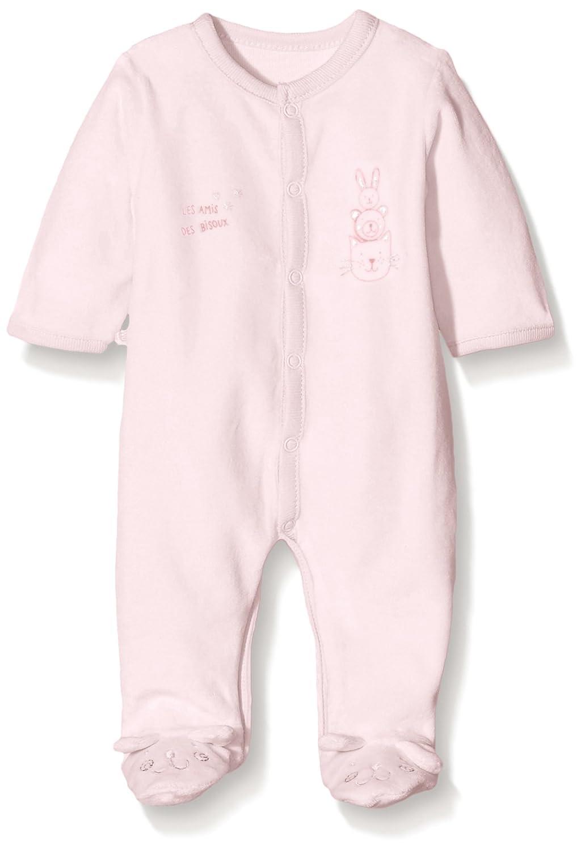Absorba Premiers Jours, Pijama para Bebés Rose 12 Meses Absorba Boutique 9I54091