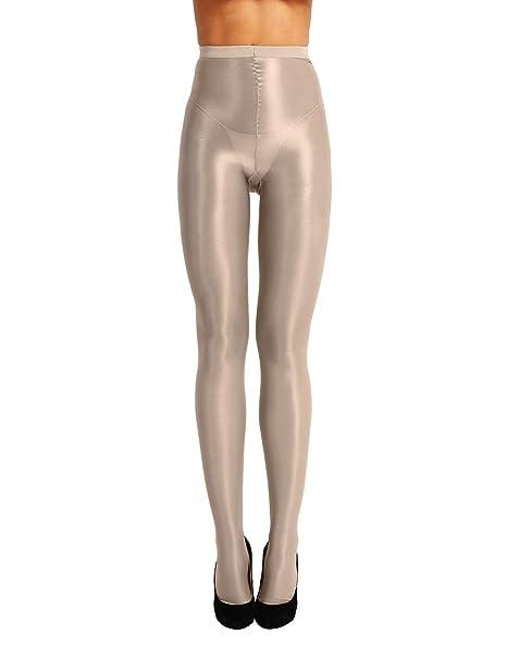 exzellente Qualität immer beliebt bester Lieferant Freebily Damen Strumpfhosen Glänzend Strümpfe Sexy Leggings ...