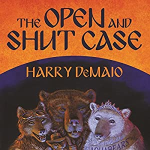 The Open and Shut Case Audiobook