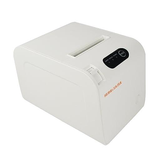 Impresora térmica, rongta 104 mm Ethernet Puerto térmica de ...