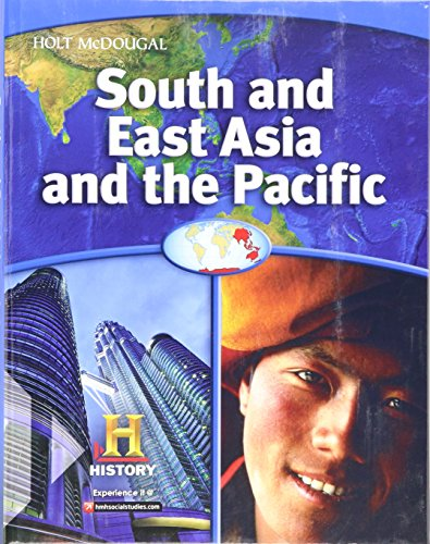 World Geography: Student Edition South and East Asia and the Pacific 2012