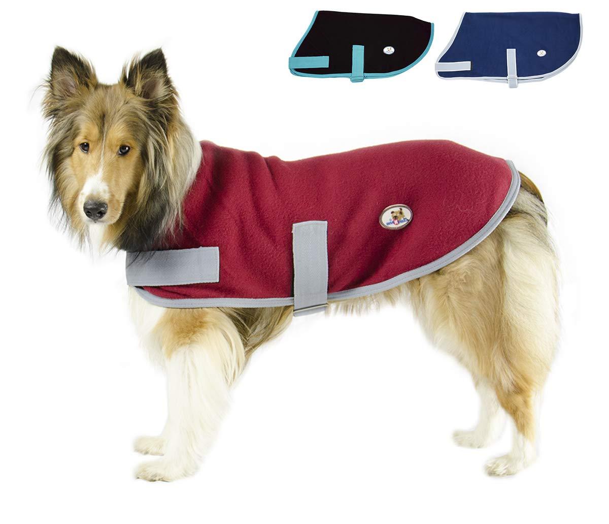 Spedizione gratuita al 100% CuteNfuzzy CuteNfuzzy CuteNfuzzy cane coperta pile cappotto  acquistare ora