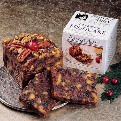 US Gifts Monastery Fruitcake