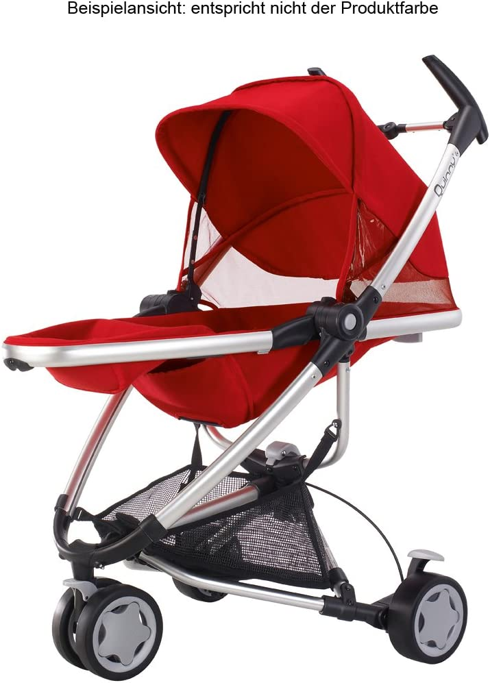 Quinny Poussette Zapp Extra Red Rumour Collection 2015