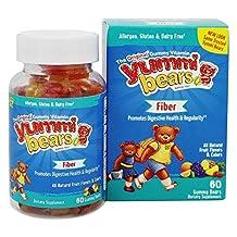Yummi Bears Fiber 60 bears