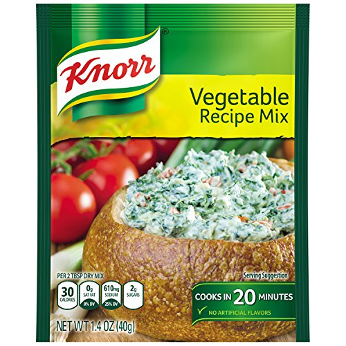 Knorr Recipe Classics - Vegetable - 1.4 oz