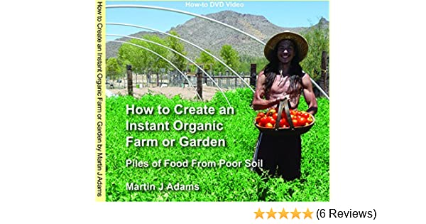 Amazon com: Organic Farming: How to Create an Instant