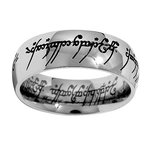 El Señor de los anillos - El Anillo De Una - Acero ...