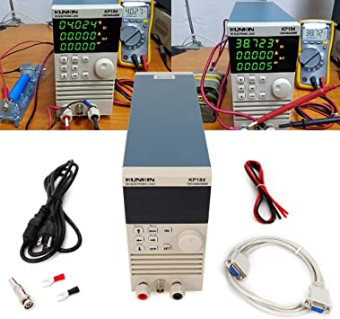 KP184 DC Electronic Load Battery capacity tester MODBUS RS485//232 400W 150V 40A