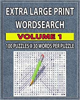 picture regarding 100 Word Word Search Printable named More Substantial Print Wordsearch Amount 1: 100 Wordsearch