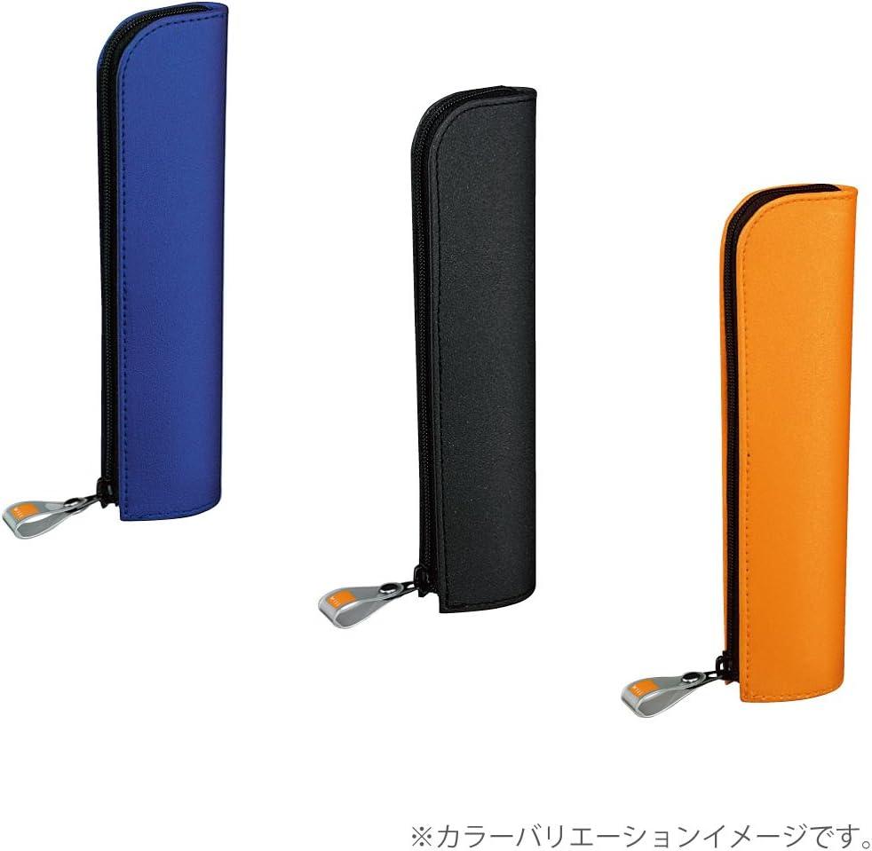 Kokuyo - Estuche para bolígrafos, color negro (F-WBF116D): Amazon.es: Oficina y papelería