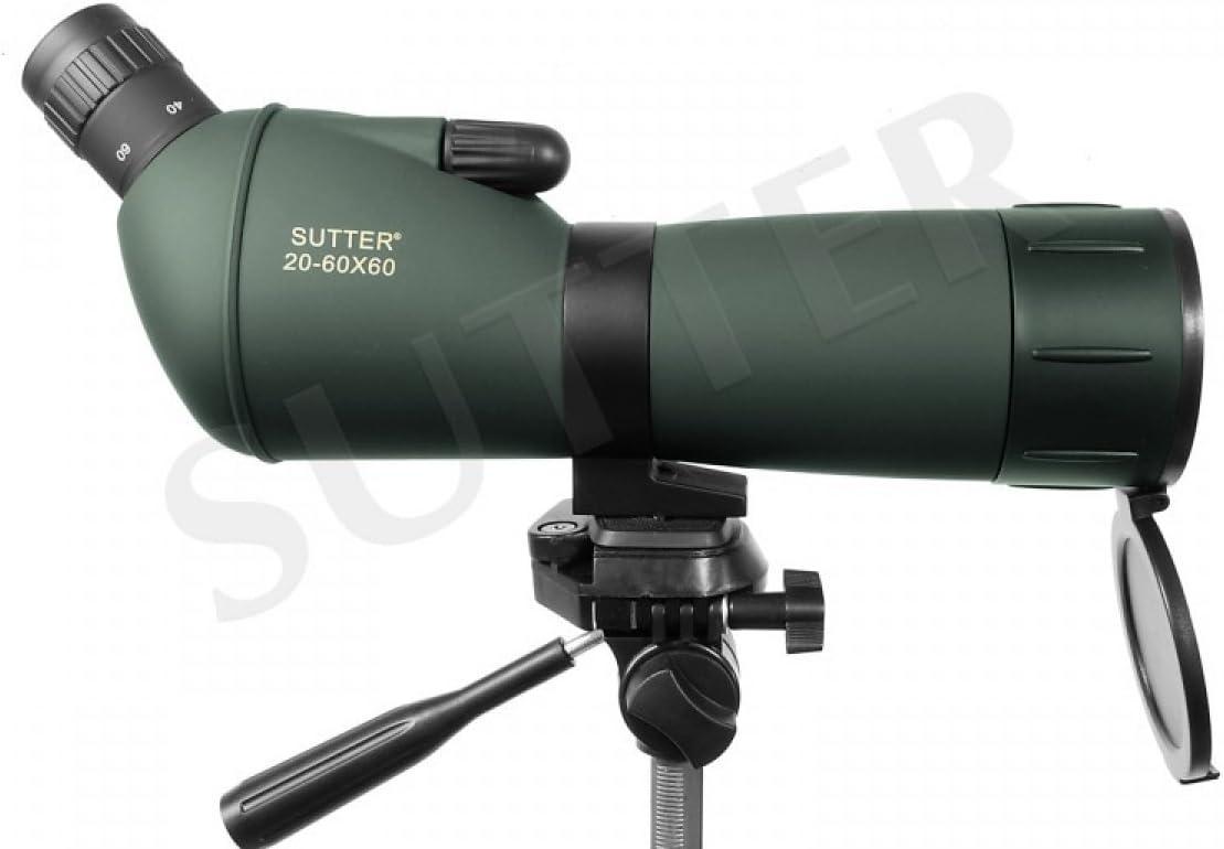 SUTTER/® Longue-Vue 20-60x60 Verte