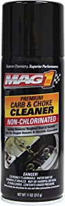 Mag 1 414 Carburetor and Choke Cleaner - 11 oz., (Pack of 12)