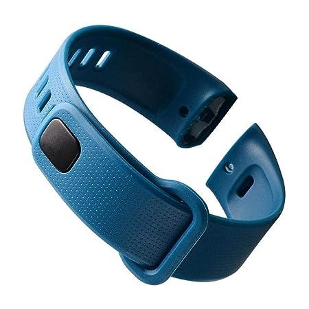 Su-luoyu Smart Watch Correa de Silicona Suave Reemplazo de Pulsera ...