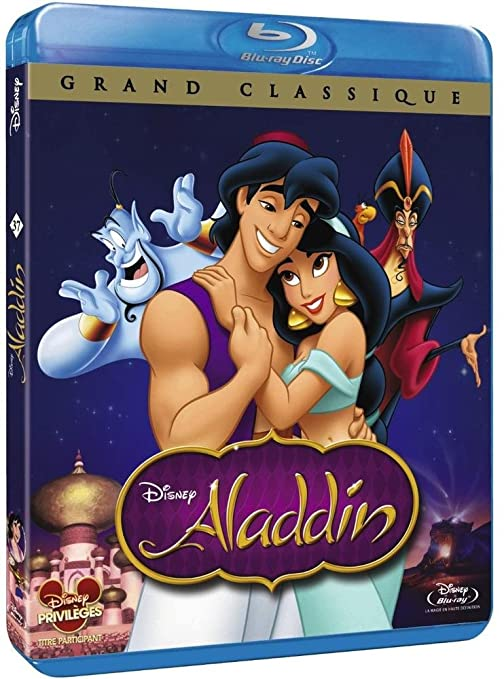 Aladdin [Francia] [Blu-ray]: Amazon.es: Ron Clements, John ...