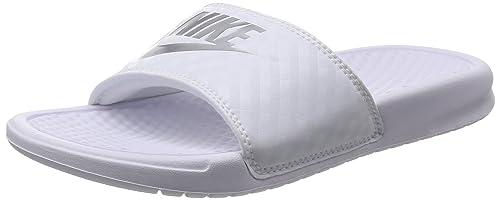 Nike WMNS Benassi JDI, Tongs Femme: Amazon.fr: Chaussures et ...