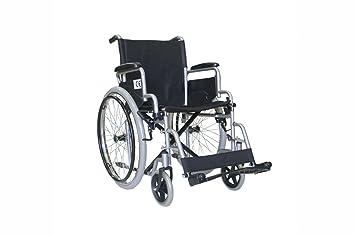 Sedie A Rotelle Pieghevoli Leggere : Carrozzina pieghevole e leggera sedia a rotelle disabili anziani