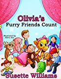 Olivia's Furry Friends Count (PERSONALIZED PICTURE BOOKS)