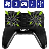 Czethor 3 in 1 Cooling Fan Stand Holder