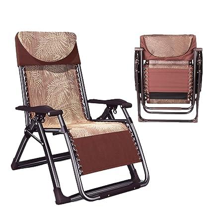 Tumbonas Silla reclinable Zero Gravity Lounge Chair - Sillas ...