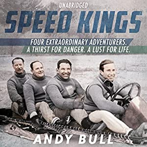 Speed Kings Audiobook