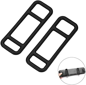 Car Dash Cam Rubber Mounting Strap Suitable for Mirror Dash Cam and Most Other Car DVR