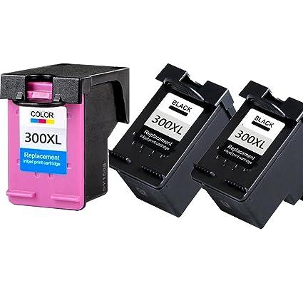 ETI Consumables 300 x l cartucho de tinta para HP DeskJet D 1660 ...