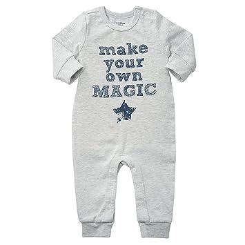 Bebé Pelele de Algodón Pijama Niñas Niños Mameluco Manga Larga Mono Traje 3-6 Meses: Amazon.es: Bebé