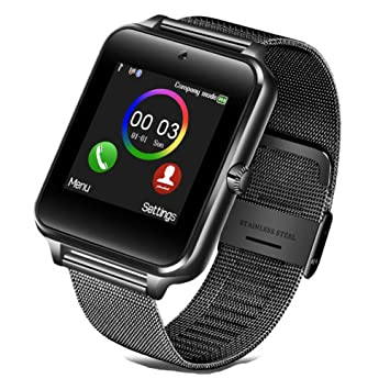 MI-Pedometri Smart Watch/Clock Sync Notifier, Soporte para ...