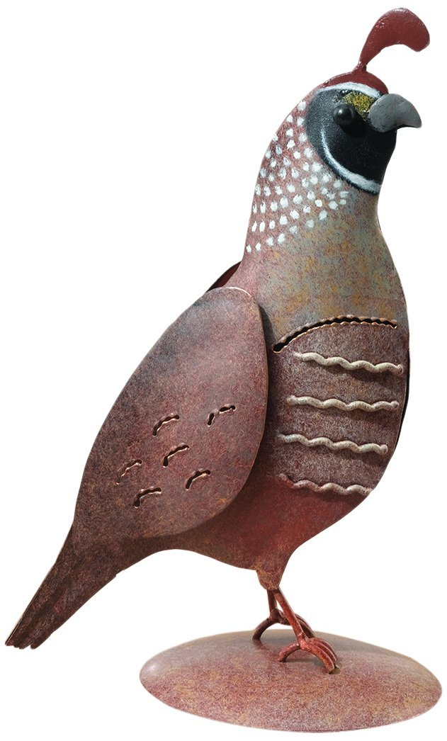 Regal Art & Gift Male Quail Decor