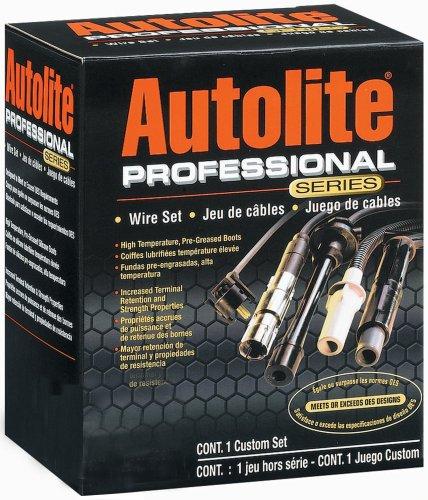 Autolite 96846 Spark Plug Wire Set (Wire Autolite)