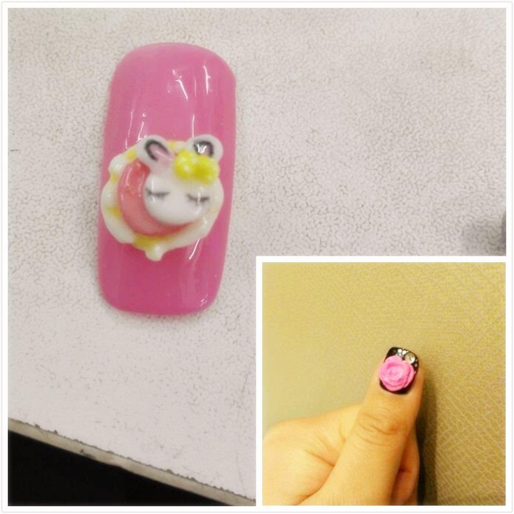 Kit Gel Constructor Uñas 9 Colores Profesional para Reconstrucción Diseño 3D de Uñas de Manicura Pedicura Francesa Nail Art Decoración de Uñas Gel de ...