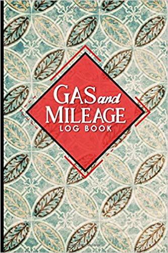 amazon com gas mileage log book mileage calculator mileage
