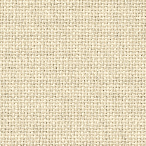 Zweigart 28ct Brittney Lugana-18x27 Needlework Fabric - Ivory